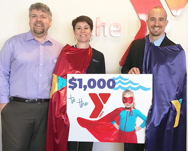 SeaComm Supports The YMCA of Plattsburgh