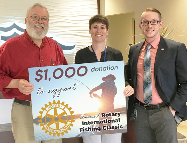 SeaComm Supports the Rotary Club of Plattsburgh