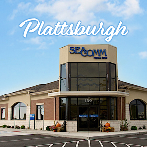 SeaComm Plattsburgh Branch
